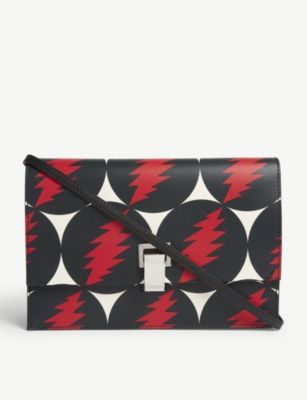 PROENZA SCHOULER Grateful Dead small leather cross-body bag