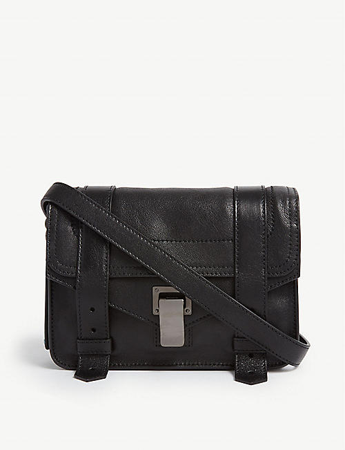9b3caead2c PROENZA SCHOULER PS1 mini leather cross-body bag
