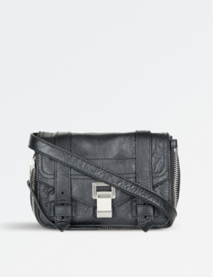 PROENZA SCHOULER PS1+ small leather shoulder bag