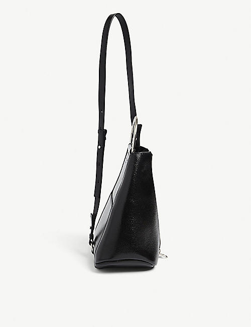 PROENZA SCHOULER Zipped pebbled leather backpack