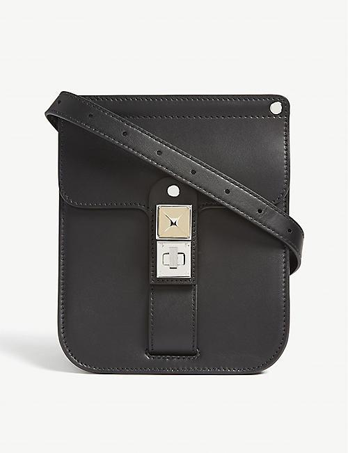 1d0012dbb869 PROENZA SCHOULER Leather Box bag