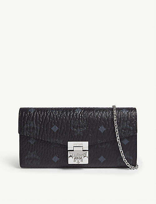 MCM Patricia leather cross-body bag