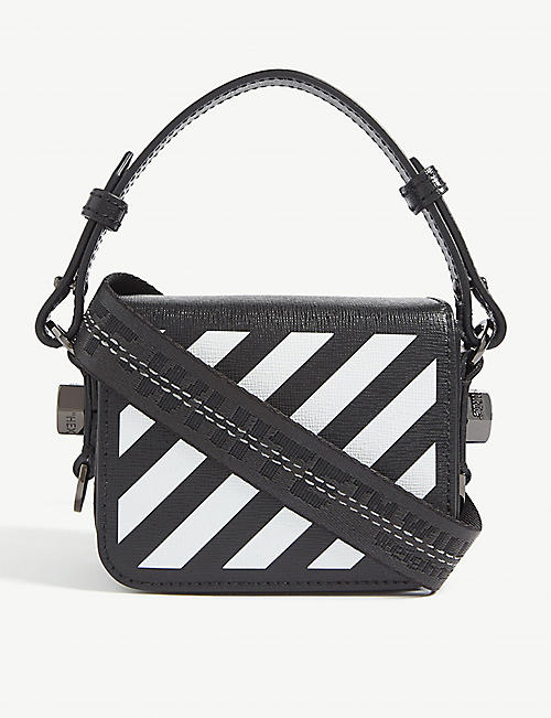 OFF-WHITE C/O VIRGIL ABLOH Baby flap bag