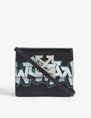 OFF-WHITE C/O VIRGIL ABLOH Jitney shoulder bag