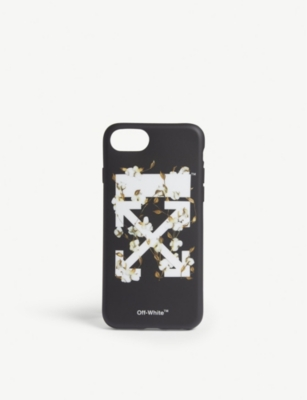 OFF-WHITE C/O VIRGIL ABLOH Cotton arrow iphone 8 case