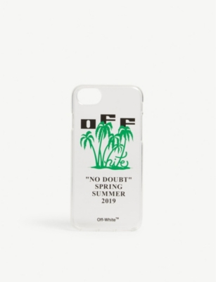 OFF-WHITE C/O VIRGIL ABLOH iPhone 8 phone case