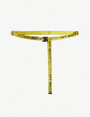 OFF-WHITE C/O VIRGIL ABLOH: Industrial strap belt