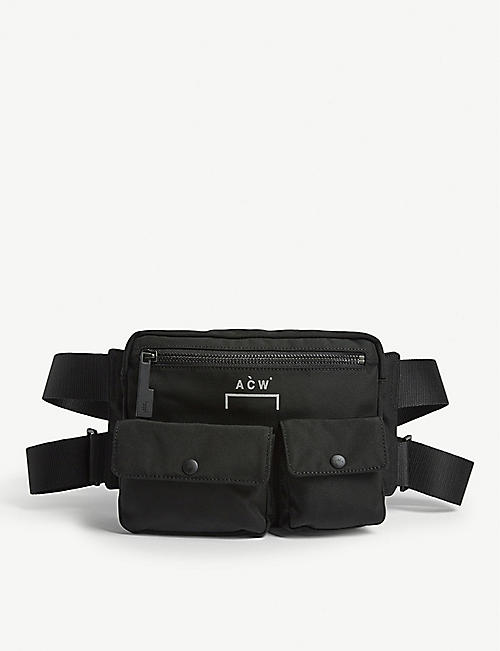 A-COLD-WALL Abdomen nylon bag