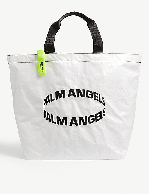 PALM ANGELS Highest fluorescent tote