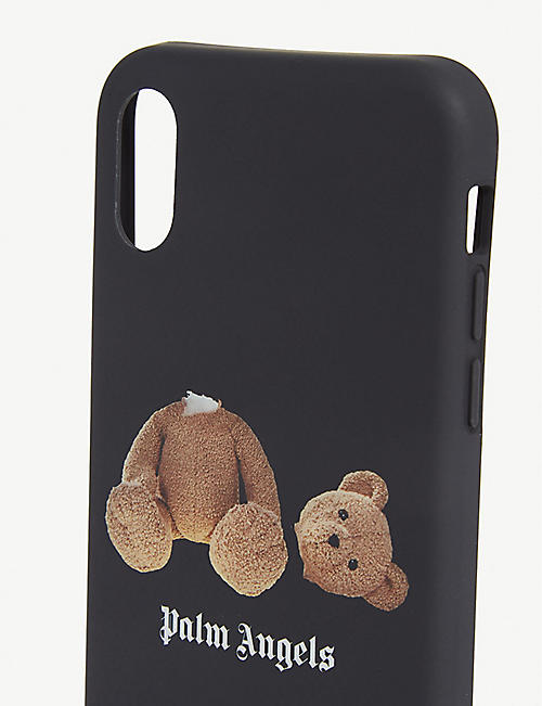 PALM ANGELS Kill The Bear iPhone case