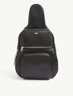 AMIRI Leather guitar bag