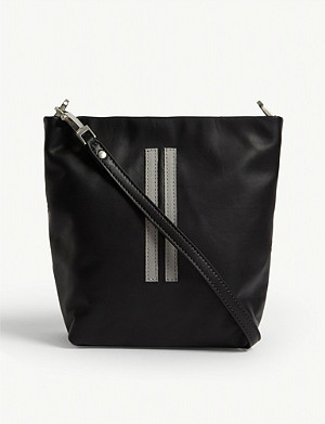 RICK OWENS Adri leather cross-body bag