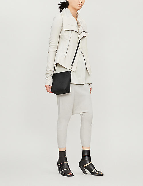RICK OWENS Adri shoulder bag