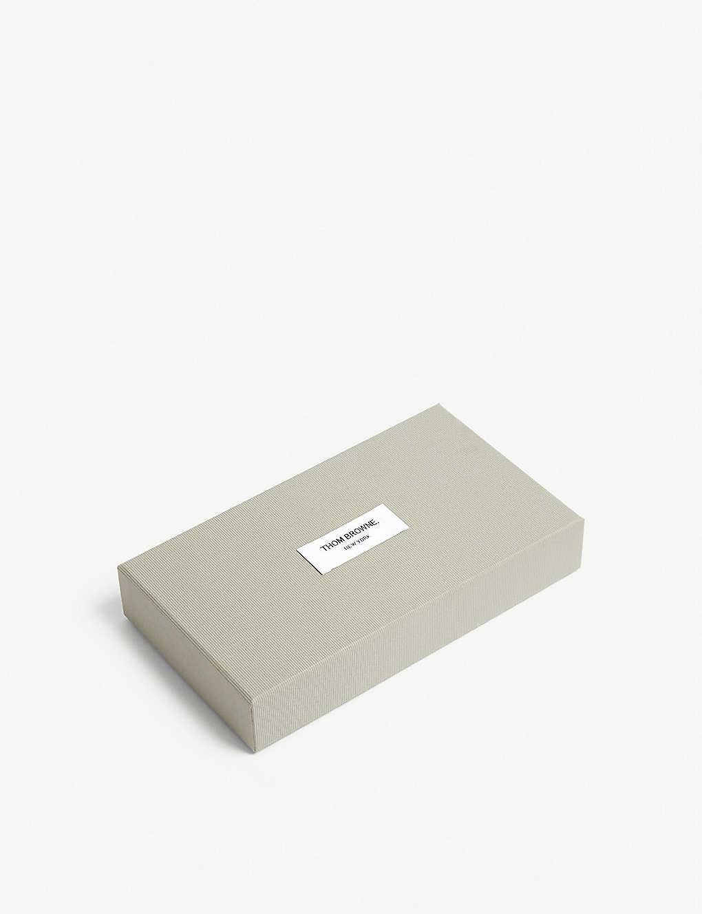 23c9479db5 THOM BROWNE - Crab leather belt purse   Selfridges.comm