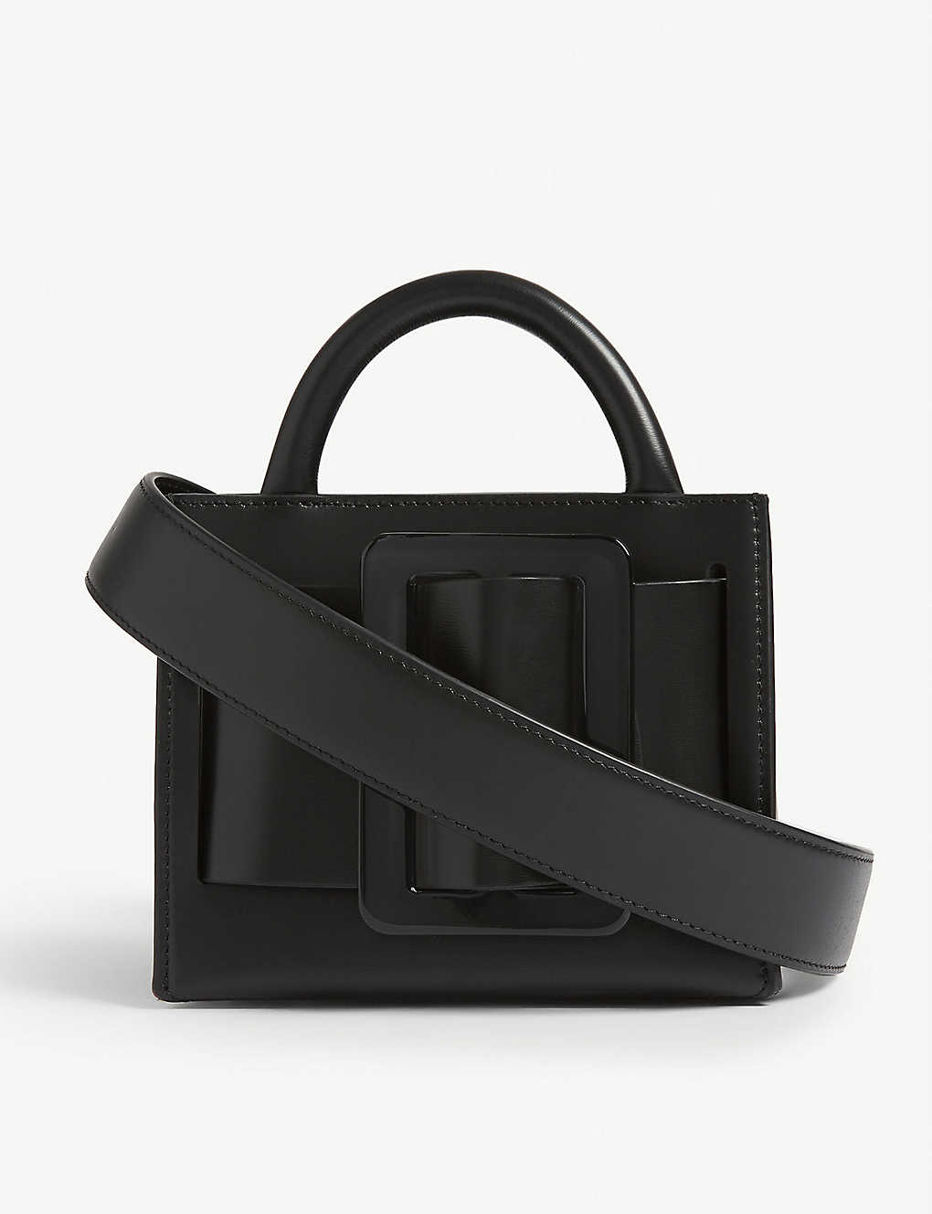 BOYY: Bobby small leather shoulder bag