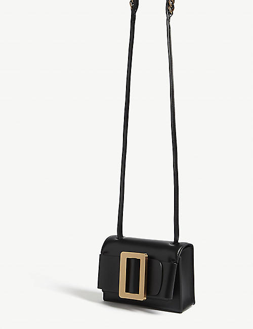 BOYY Fred leather cross-body bag