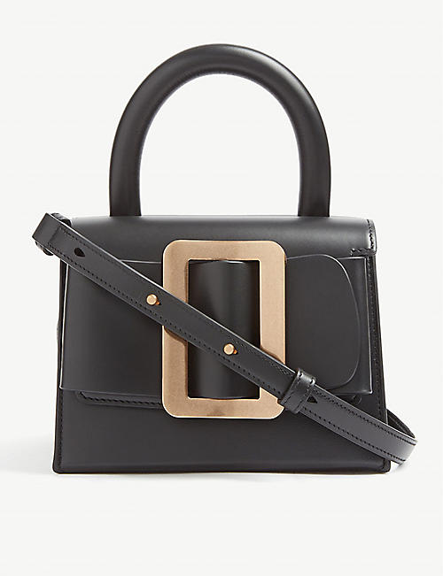 BOYY Lucas leather shoulder bag