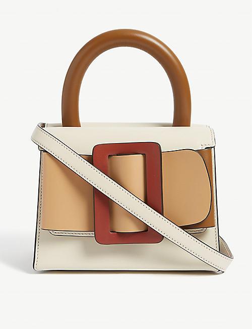 15c221fd2a63 BOYY Lucas leather shoulder bag