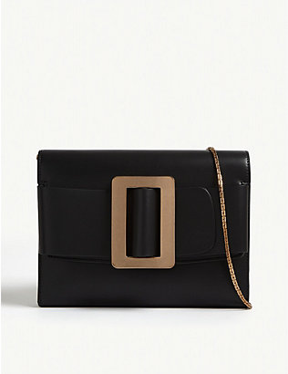BOYY: Buckle leather travel case