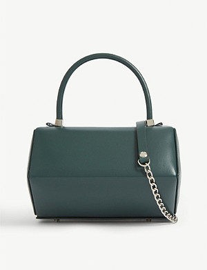 NITA SURI Hexa leather bag