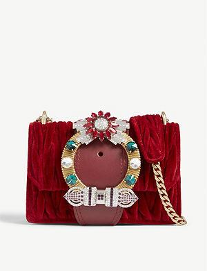 c1be5d1e4d61 MIU MIU Lady Matelasse shoulder bag