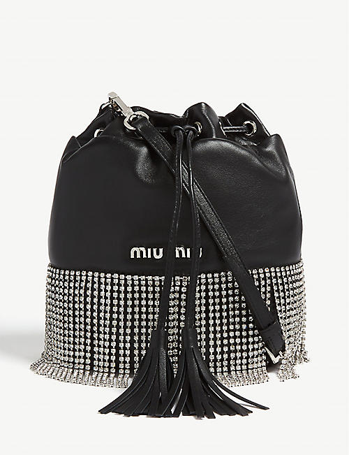 MIU MIU - Cross body bags - Womens - Bags - Selfridges  ffc6e03920a81