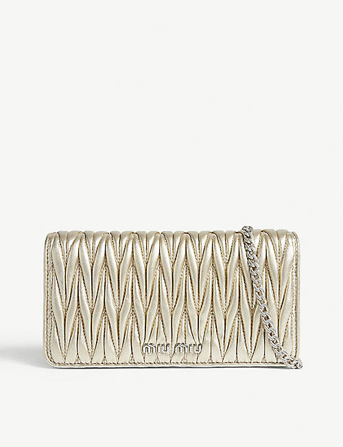 c6cb155c5121c Designer Clutch Bags - Saint Laurent & more | Selfridges