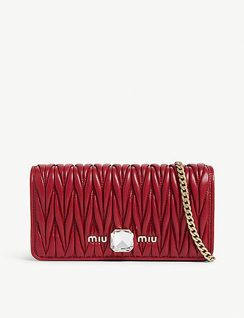 a3d92e9860cff Designer Clutch Bags - Saint Laurent & more | Selfridges
