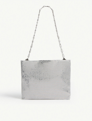 PACO RABANNE Pixel shoulder bag