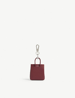 MEDEA Mini tote bag charm