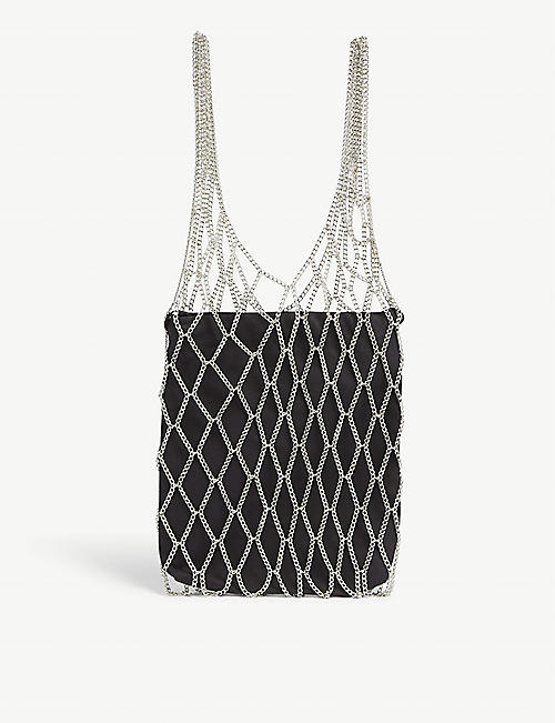 OMUT Steel fishnet bag