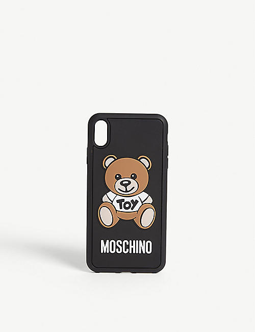 MOSCHINO Teddy iPhone XS-Max case
