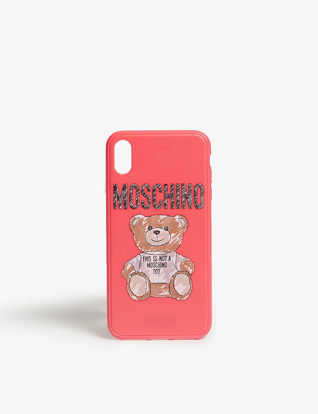 best service 42a45 fcd41 Sketched teddy iphone XS max case