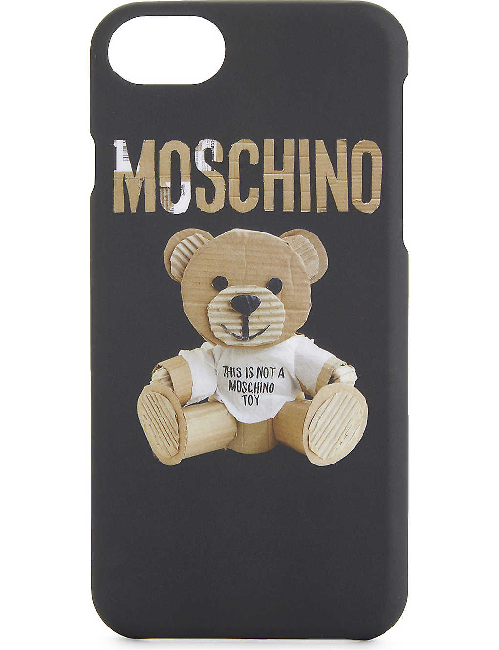 c5c5f27e3d MOSCHINO - Teddy bear iPhone 7 case | Selfridges.com
