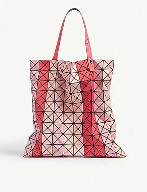 efbae9f38dca BAO BAO ISSEY MIYAKE Striped Prism tote bag