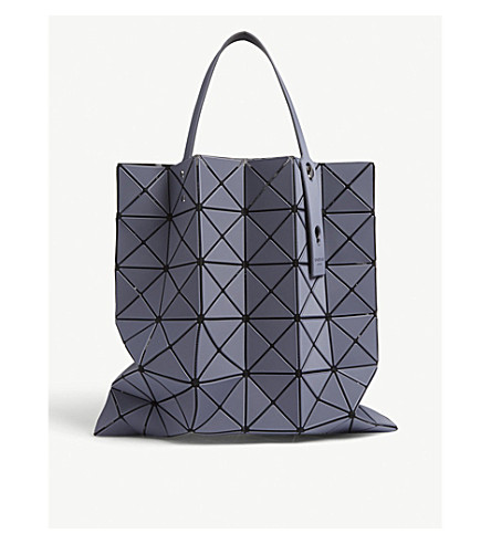 19ca535a1428 BAO BAO ISSEY MIYAKE Lucent frost tote (Grey