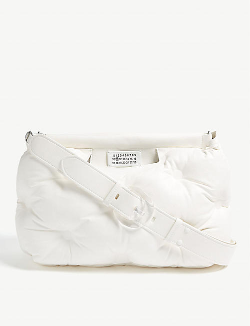 MAISON MARGIELA Pillow 中号皮革单肩包