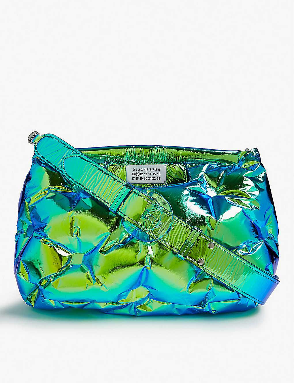 0aa3e131ba56 MAISON MARGIELA - Iridescent Glam Slam bag | Selfridges.com