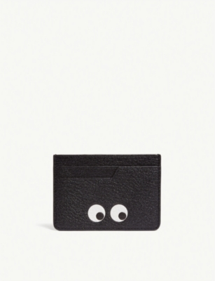 ANYA HINDMARCH Eye leather card holder