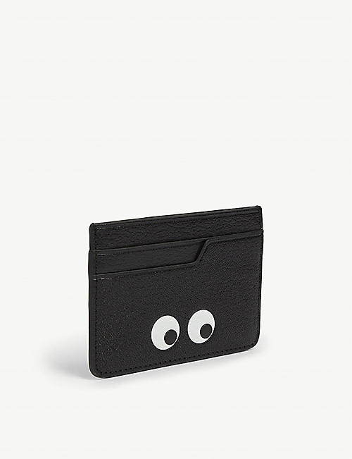 ANYA HINDMARCH Eyes leather card holder