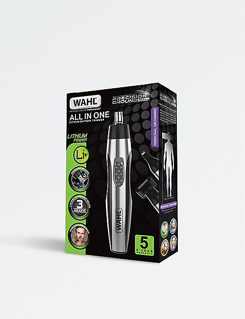 WAHL Wahl Lithium Ion all-in-one trimmer