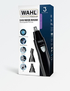 WAHL Rechargeable ear/nose/brow trimmer