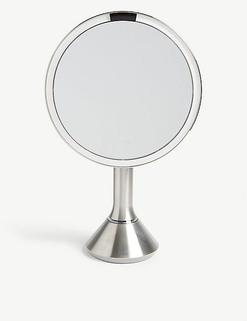 SIMPLE HUMAN: Sensor mirror with touch-control brightness 20cm