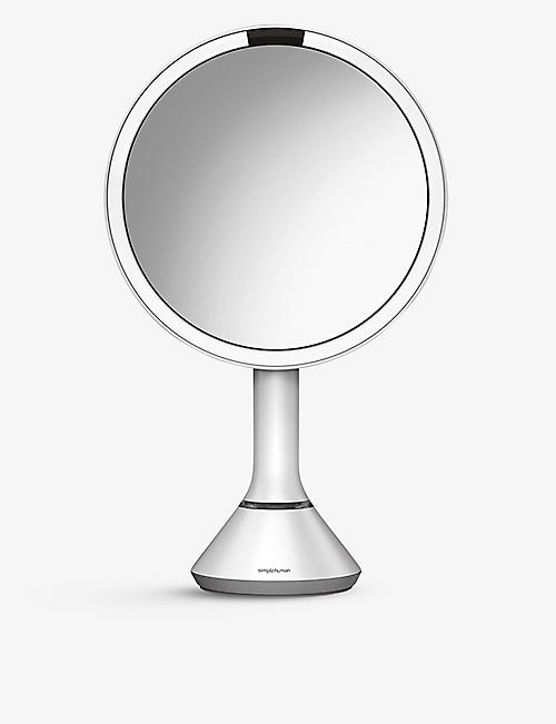SIMPLE HUMAN Sensor mirror with touch-control brightness 20cm