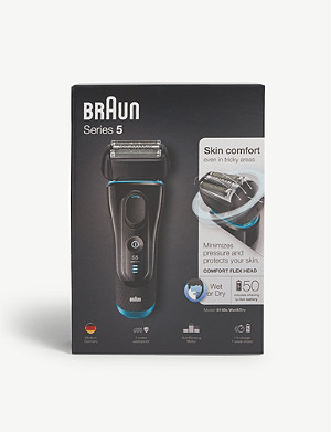 BRAUN Braun Series 5 5140s electric shaver