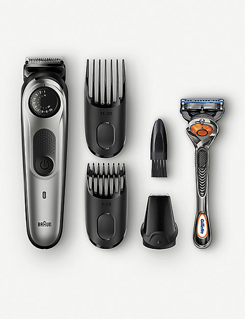 BRAUN Cordless beard trimmer and hair clipper