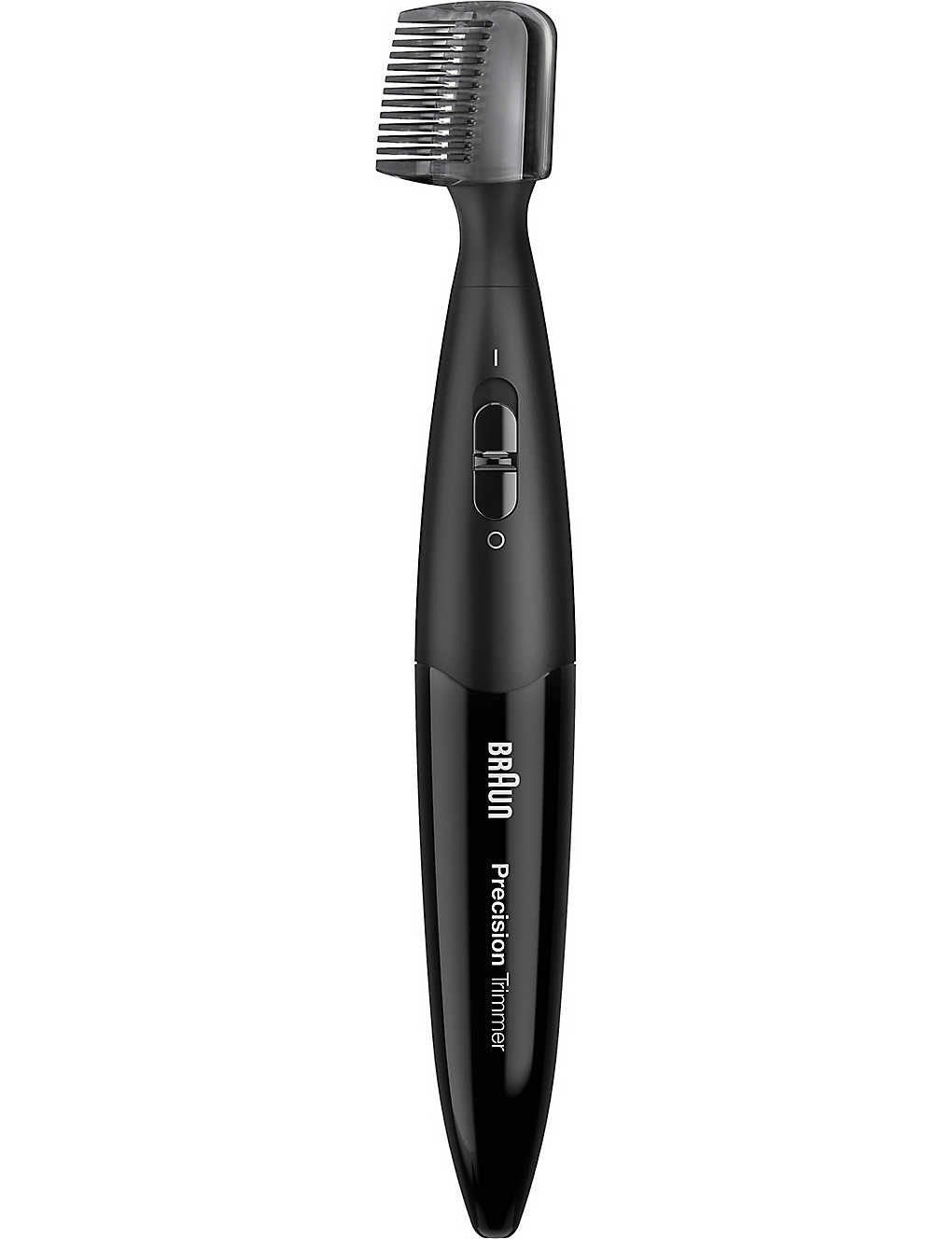 BRAUN: Precision trimmer PT5010