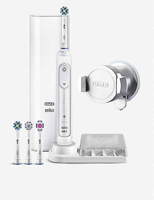 ORAL B: Genius 9000 rechargeable electric toothbrush