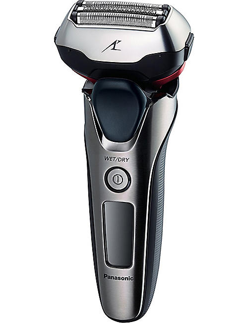 PANASONIC 3-Blade Wet/Dry Shaver with Cleaning & Charging System