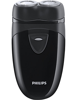 PHILIPS: HQ130 cordless battery shaver